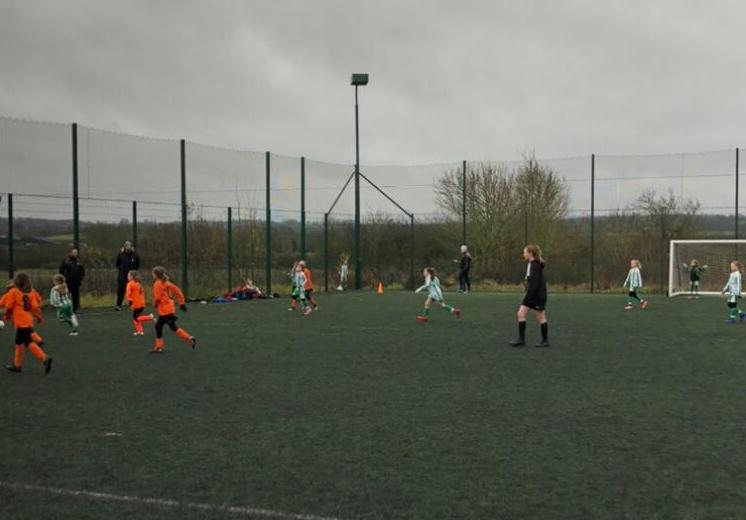 U9 Girls v Ambleside - Match photo 5