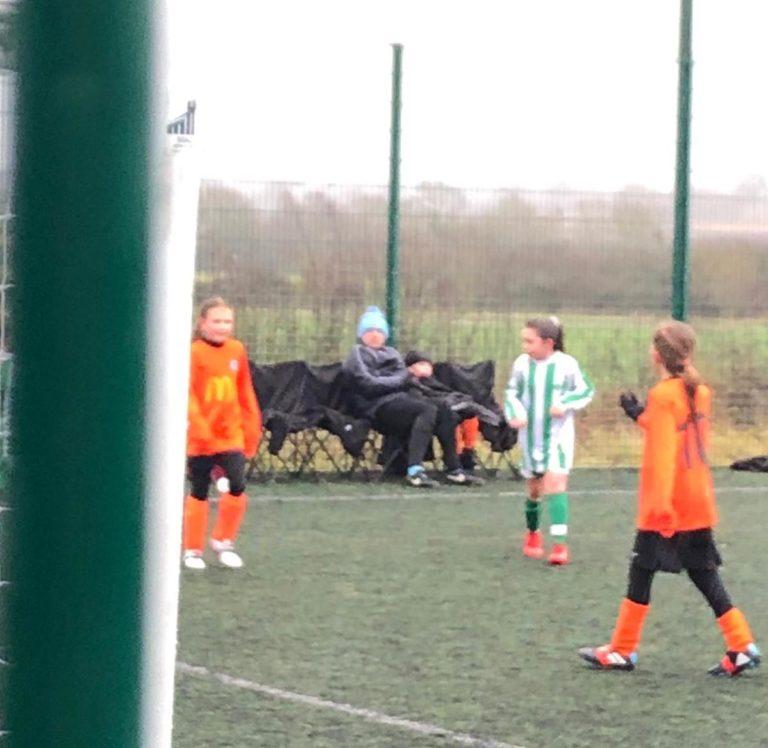 U9 Girls v Ambleside - Match photo 7