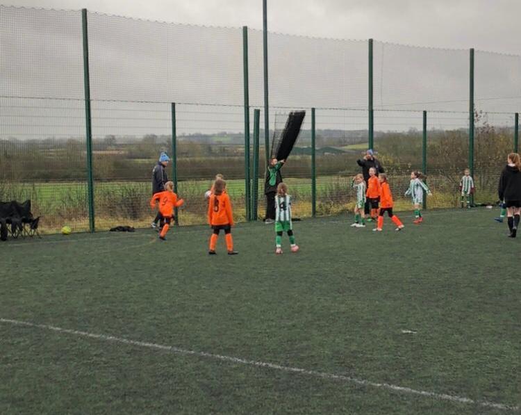 U9 Girls v Ambleside - Match photo