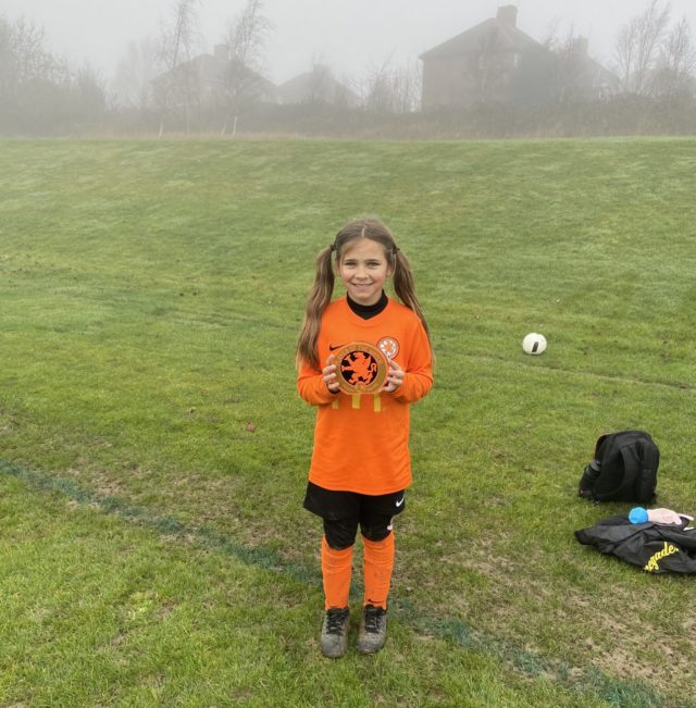 Under 9 girls v Ansty Nomads | Rugby Borough FC
