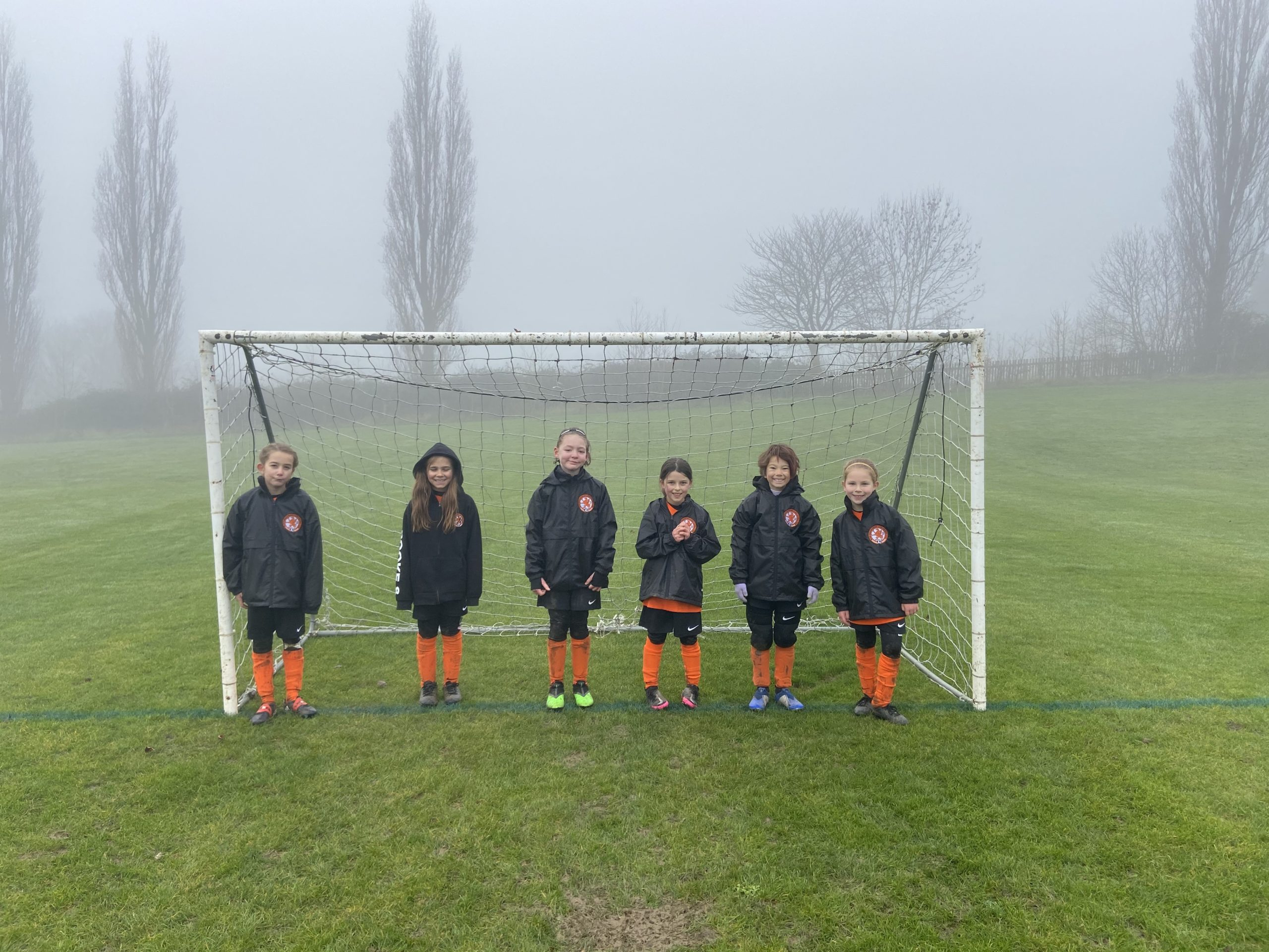 Coalville Ravenettes v Rugby Borough U8 girls | Rugby Borough FC