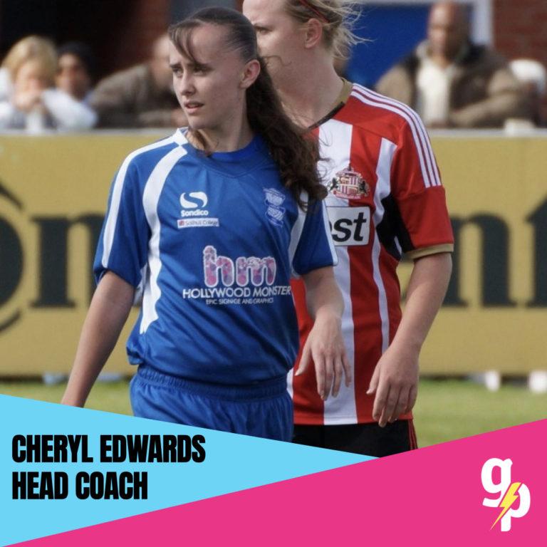 Goal Power Coaching | Head Coach, Cheryl Edwards
