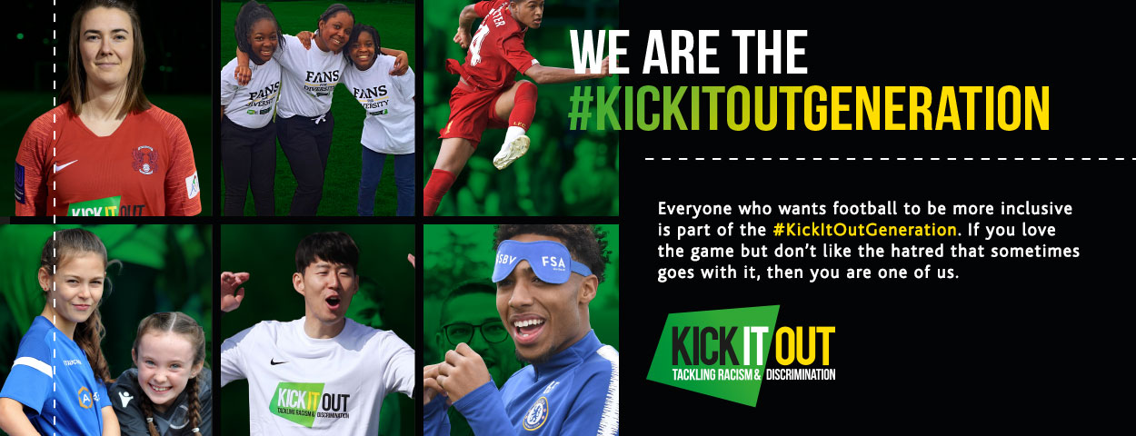 KICK IT OUT Equality Chartered clubs | Rugby Borough FC