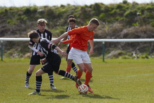 Football Academy | Rugby Borough Football Club