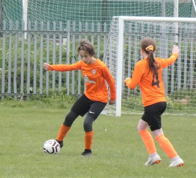 Rugby Borough Girls U12