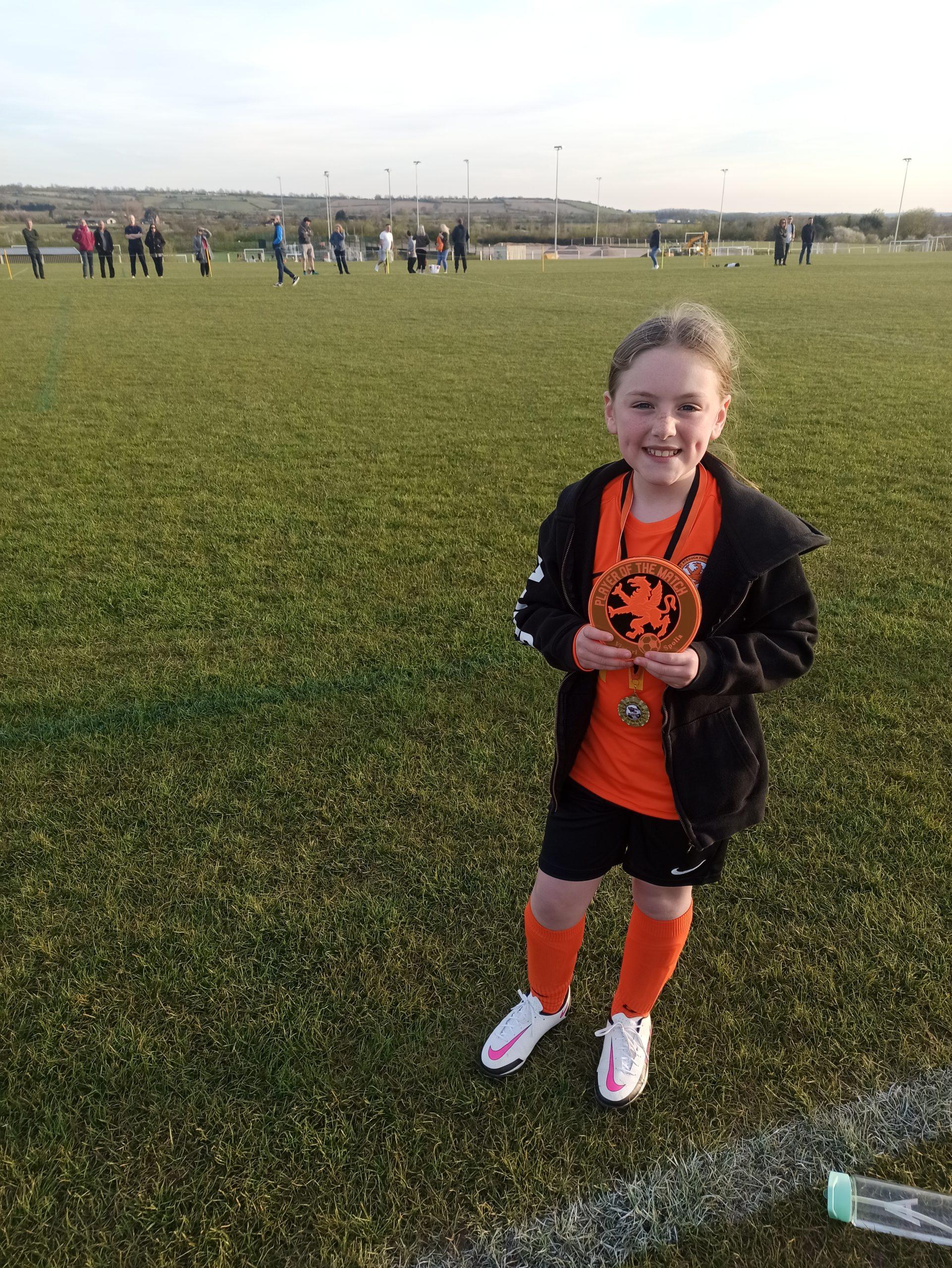 Rugby Borough U10 Girls | Rugby Borough FC