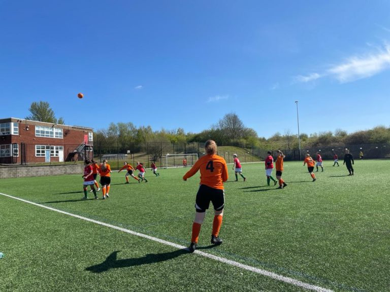 Walsall vs Rugby Borough Women FC